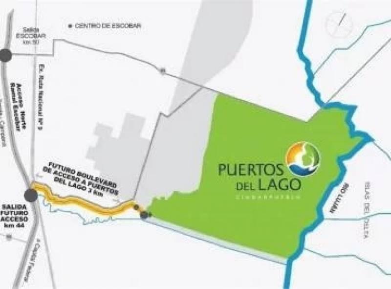 terrenos o lotes venta puertos - ceibos