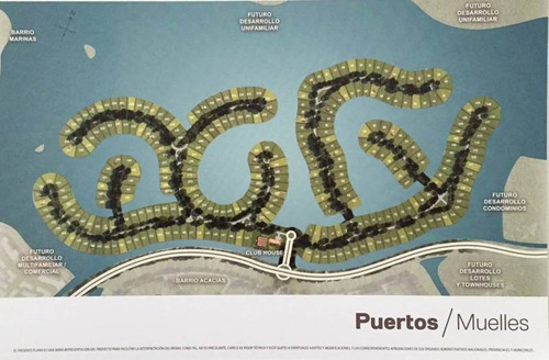 terrenos o lotes venta puertos - muelles