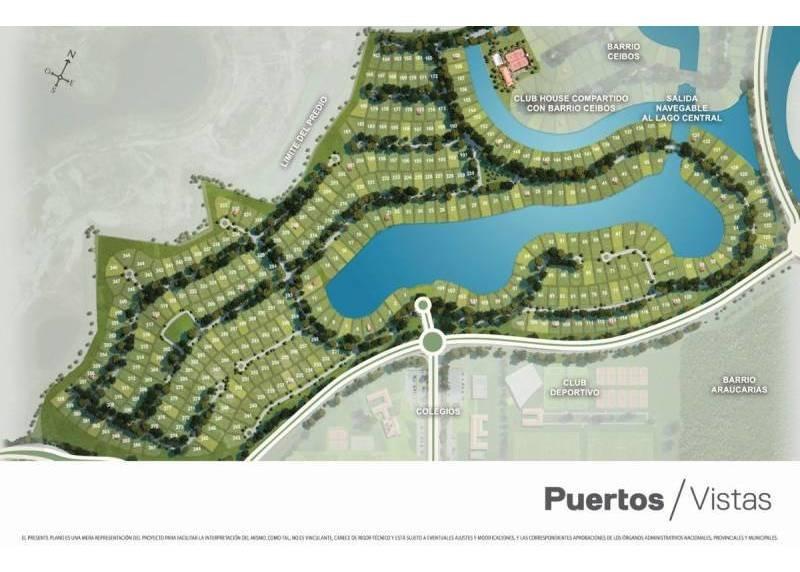 terrenos o lotes venta puertos - vistas