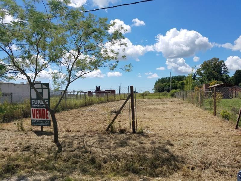 terrenos o lotes venta roldán