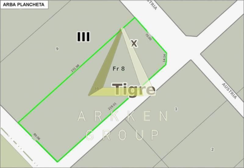 terrenos o lotes venta troncos del talar