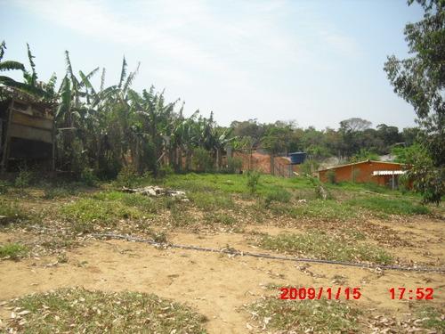 terrenos p/ chácara próximo a cidade