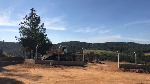 terrenos plano pronto para construir 500 m2 com agua e luz j
