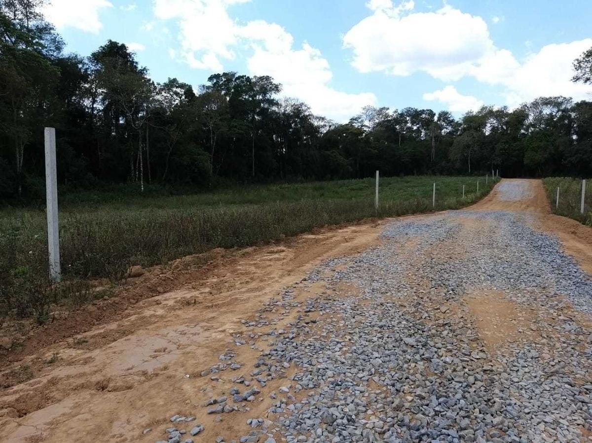 terrenos planos barato, ruas abertas e portaria 25 mil j