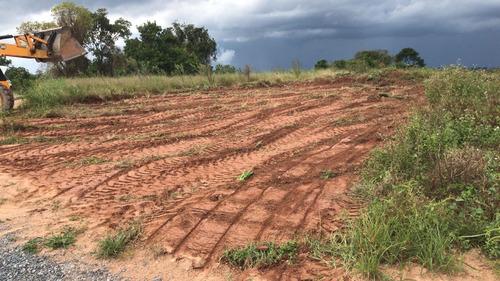 terrenos pronto para construir sua chacrinha