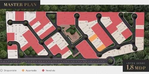 terrenos residenciales desde 1.9 mdp en la zona más exclusiva de mérida.