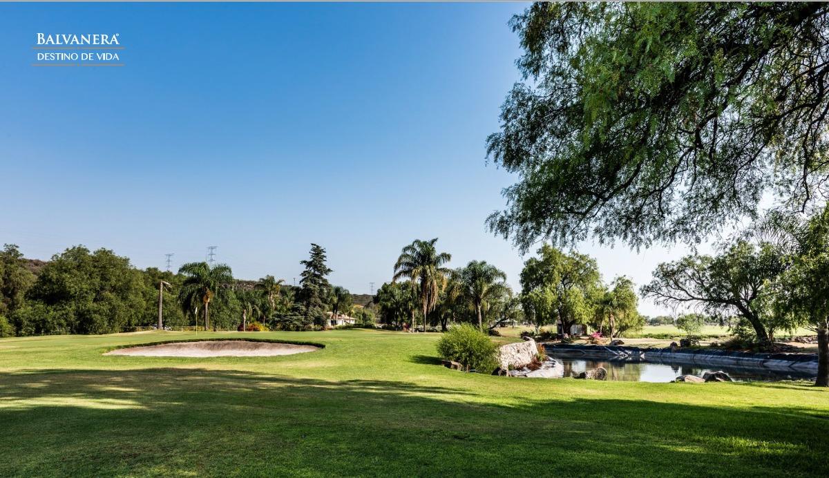 terrenos residenciales en blavanera club de golf.