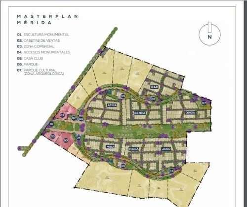 terrenos residenciales en excelente desarrollo con amenidades. cerca de plaza la isla.