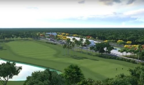 terrenos residenciales en la ciudad del futuro. norte de mérida.