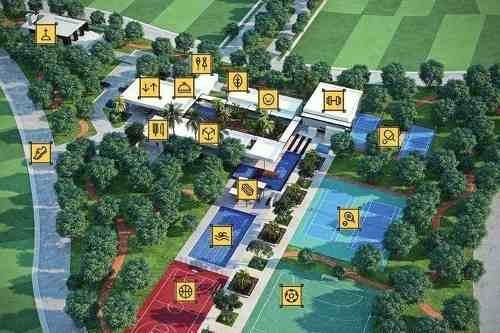 terrenos  residenciales en privada con amenidades al norte de mérida.