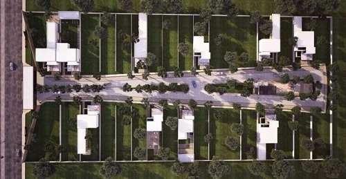 terrenos residenciales en temozon norte novara