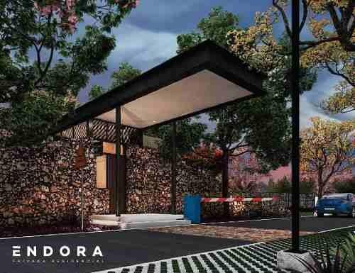 terrenos residenciales en venta al norte de mérida, conkal - endora