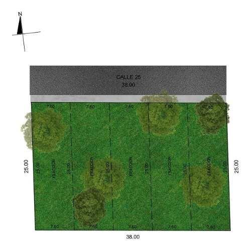 terrenos residenciales en venta en cholul
