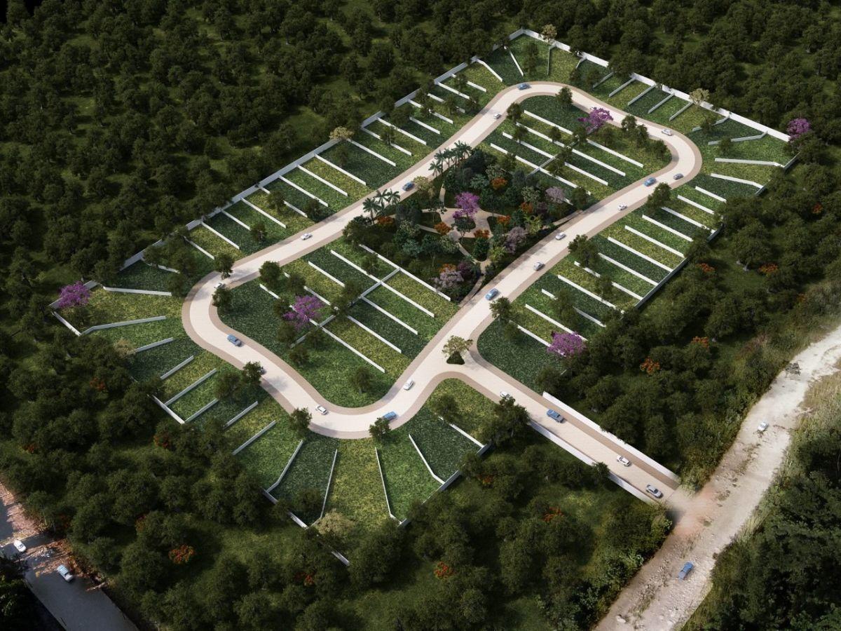 terrenos residenciales en venta en conkal