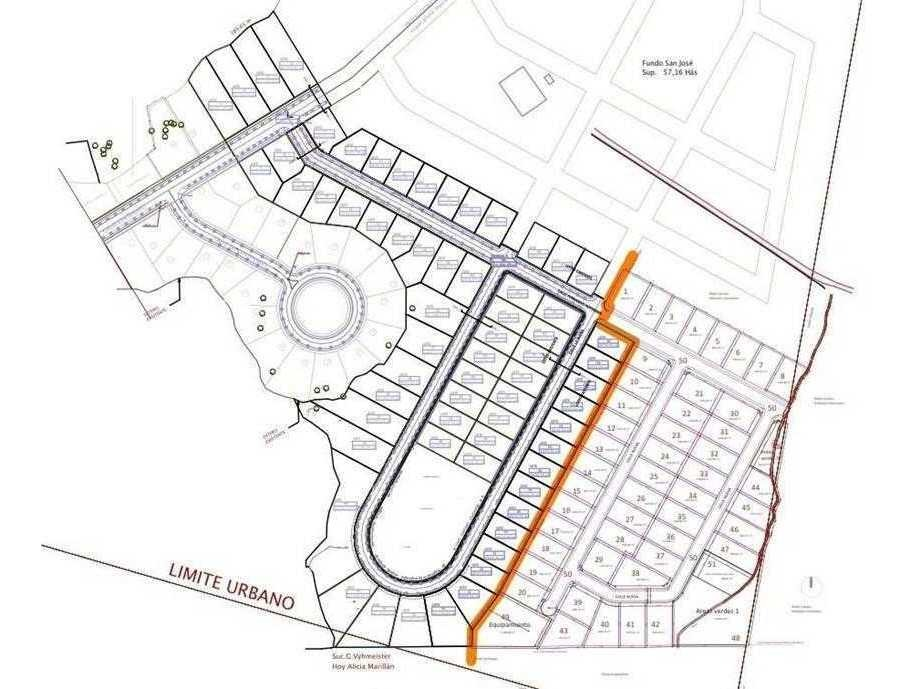 terrenos urbanos loteo centenario, etapa iii