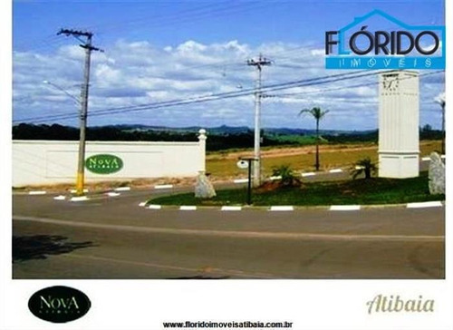 terrenos à venda  em atibaia/sp - compre o seu terrenos aqui! - 1381083