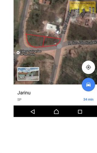 terrenos à venda  em jarinú/sp - compre o seu terrenos aqui! - 1313612