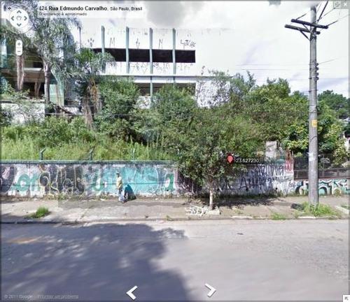terrenos à venda - sacomã - ref: 101457 - 101457