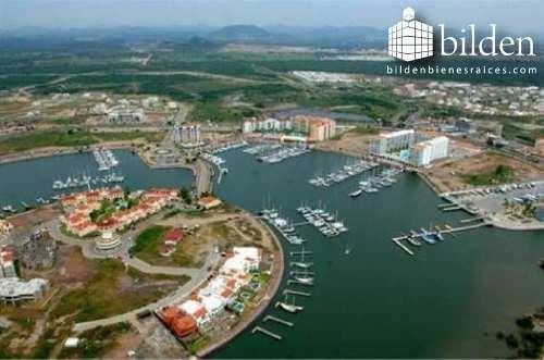 terrenos venta fracc. marina mazatlán