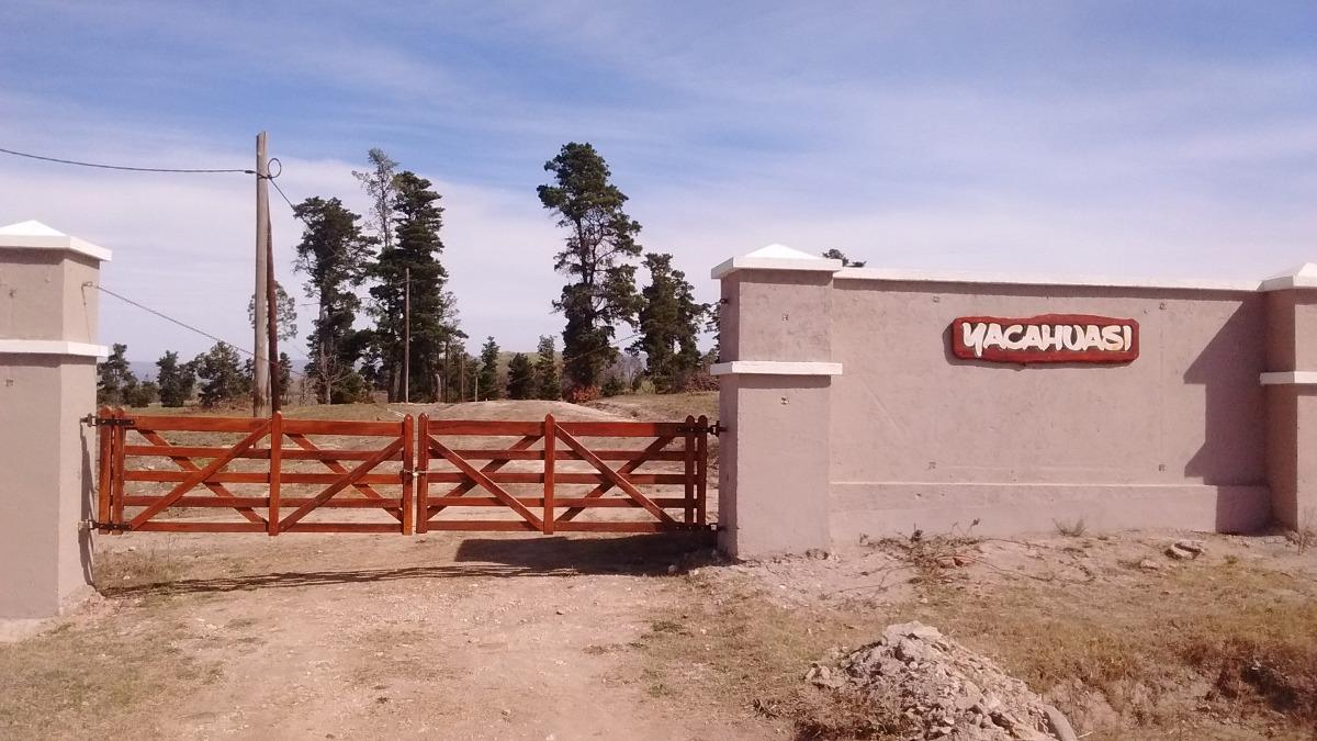 terrenos y lotes, villa yacanto, calamuchita, córdoba.-
