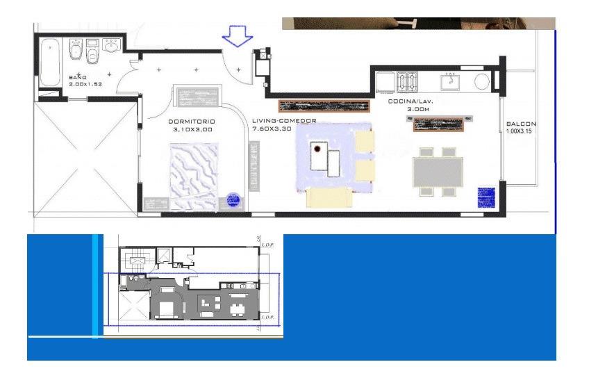 terrero 900 4-a - caballito - departamentos 2 ambientes - venta