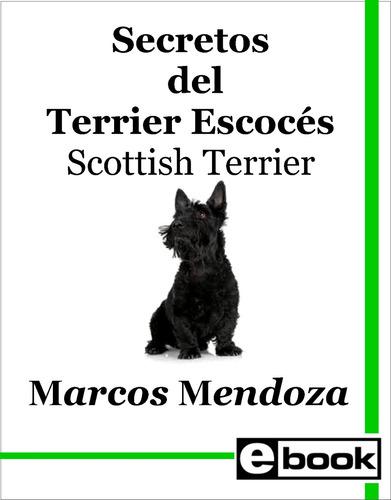 terrier escocés libro entrenamiento crianza cachorro adulto