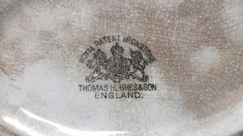 terrina para sopa inglesa antiga raro
