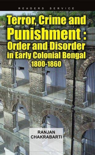 terror crime & punishment : sanhita sen
