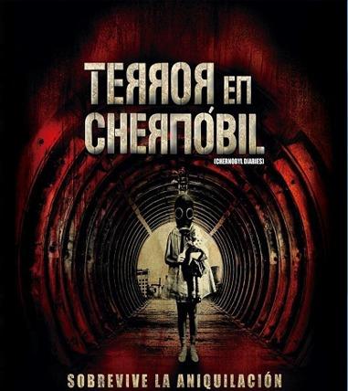 terror en chernobil pelicula en blu-ray