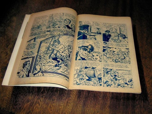 terror macabro nº 9 ed gorrion 1973 desenhistas clássicos