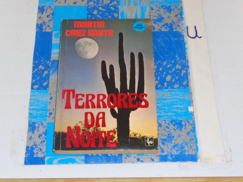 terrores da noite - martin cruz smith