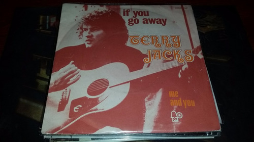 terry jacks if you go away me and you vinilo simple frances