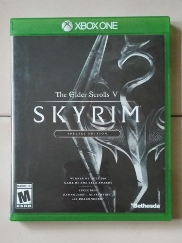 tes v: skyrim special edition xbox one