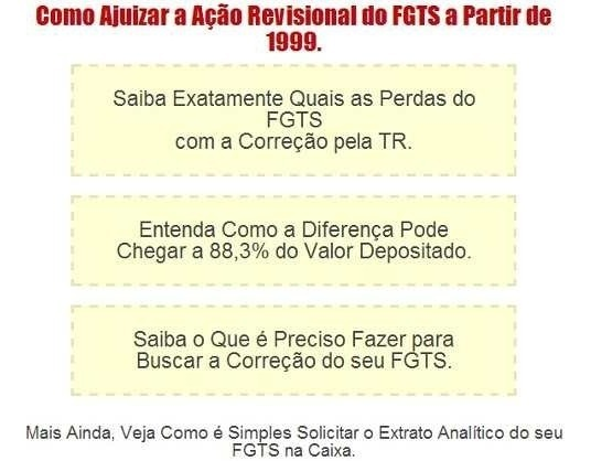 Tese Modelo Ação Petição Correção Fgts Kit Planilha Cálculo