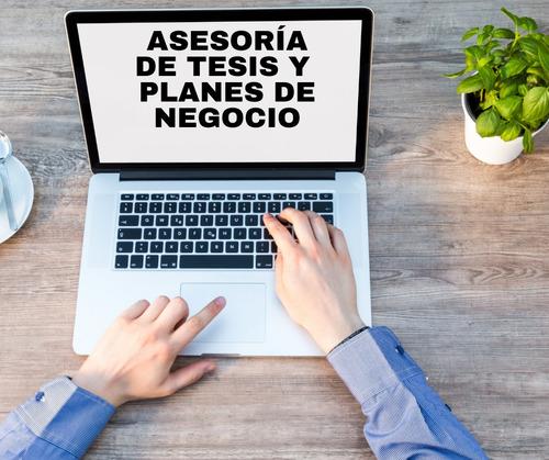 tesis, proyecto, trabajos, control, tomo, plan de negocio