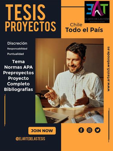 tesis, proyectos de grado, pregrado, maestría y más