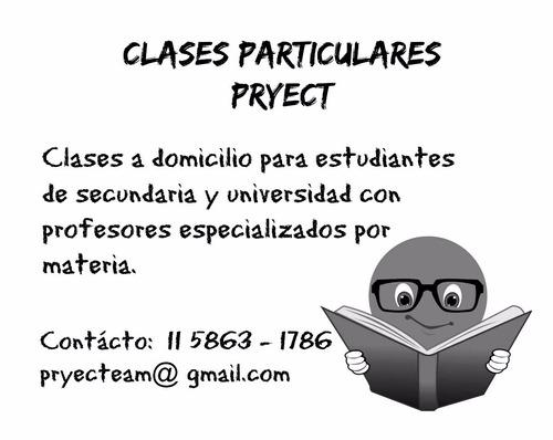 tesis, proyectos y asesorías universitarias