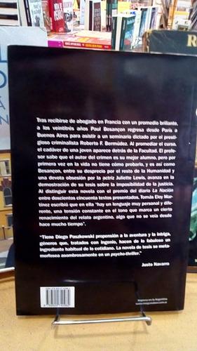 tesis sobre un homicidio. paszkowski, diego. sudamericana.