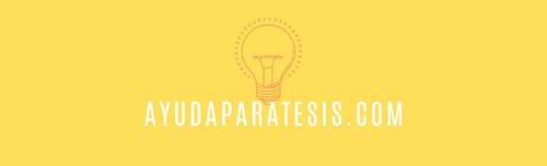 tesis, tesinas, monografías. asesoría personalizada.