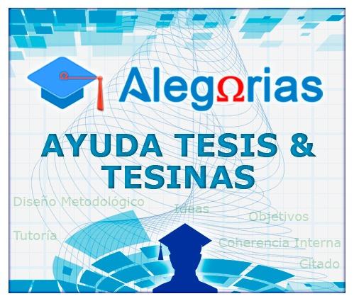 tesis, tesinas, tfi, en grado, posgrado | alegorías te ayuda