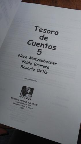 tesoro de cuentos 5. nora mutzenbecher