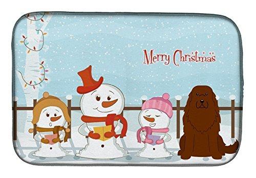 tesoros de caroline bb2381ddm feliz navidad carolers caucás