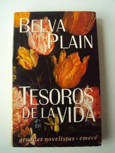 tesoros de la vida belva plain libro novela emece envíos