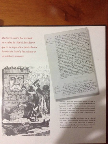 tesoros del registro civil, caricaturistas