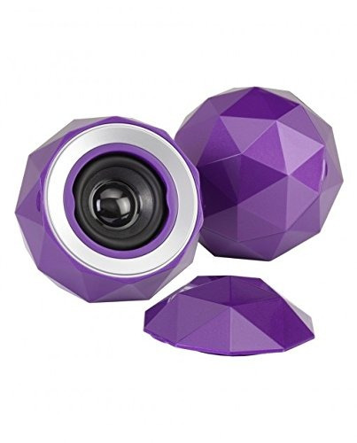 tesoros digitales 09368pg lyrix powerball x2 altavoz bluetoo