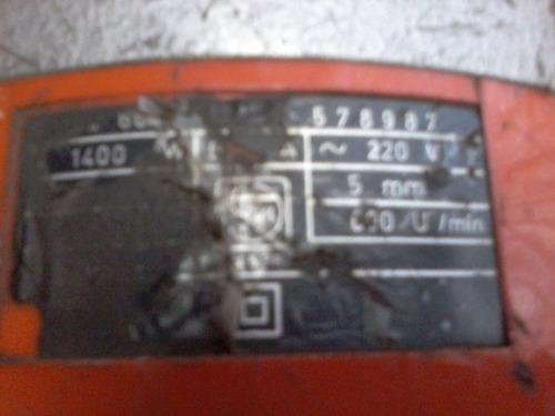 tesoura elétrica, corta chapas  de aço até 5 mm