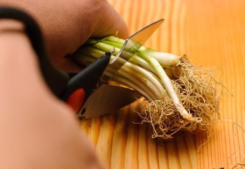 tesoura inox cozinha 21cm profissional