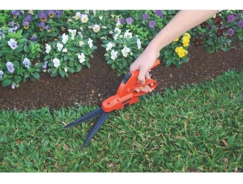 tesoura para grama com cabo plástico 3 - tramontina
