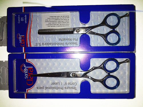 tesouras cabeleireiros tesoura