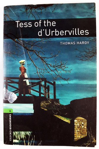 tess of the d' ubervilles - autor: tomás hardy  oxford origi